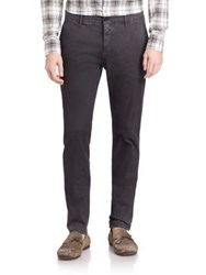Tomas Maier Faded Weathered Pants Black