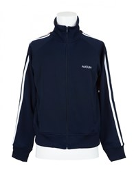 Collectif Aucun Tracksuit Jacket Navy Blue