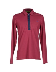 Harmont And Blaine Undershirts Maroon
