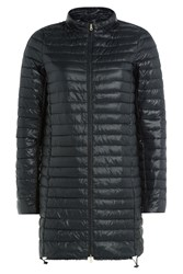 Duvetica Quilted Down Jacket Blue