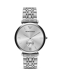 Emporio Armani Analog Watch 40Mm Silver