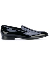Paul Smith Shiny Shoes Men Leather Patent Leather 6.5 Black