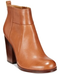Kenneth Cole Reaction Might Be Cuffed Booties Women's Shoes Nut