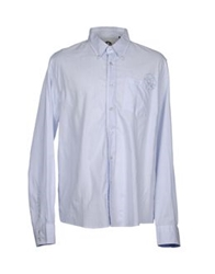 Murphy And Nye Long Sleeve Shirts Sky Blue