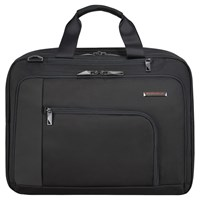 Briggs And Riley Verb Adapt 15.6 Laptop Briefcase Black