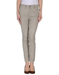 Gold Case Sogno Casual Pants Light Grey
