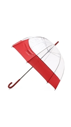 Hunter Original Moustache Bubble Umbrella Military Red