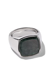 Tom Wood Cushion Green Marble Ring Unavailable
