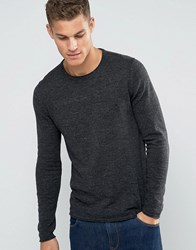 Esprit Crew Neck Jumper Black