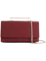 M2malletier Alexia Single Bag Red