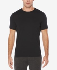 Perry Ellis Men's Classic Fit T Shirt Black