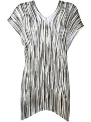Missoni Knitted Tunic Top Multicolour
