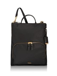Tumi Voyageur Jackie Convertible Crossbody Bag Black