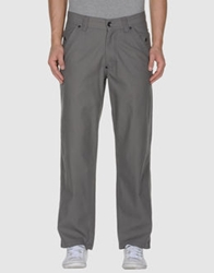 Supreme Being Casual Pants Grey
