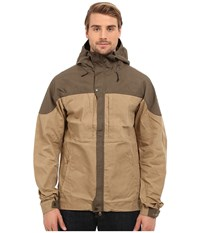 Fjall Raven Skogs Jacket Sand Tarmac Men's Jacket Beige