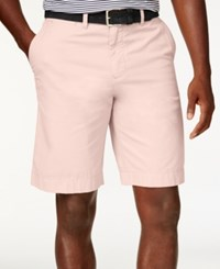 Tommy Hilfiger Men's Classic Fit Chino Shorts Cotton Candy