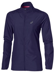 Asics Women's Running Jacket Parachute Purple