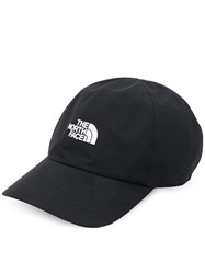 The North Face Embroidered Logo Cap Black