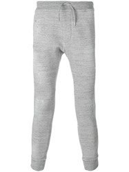 Dsquared2 Skinny Track Pants Grey