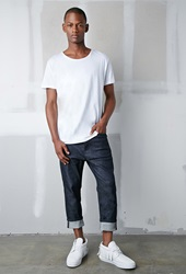 Forever 21 The New Standard Edition Wayne Selvage Jeans Indigo