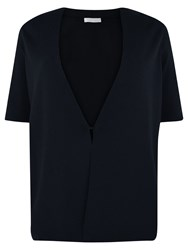 Windsmoor Short Sleeve Cardigan Black