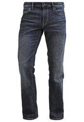 Boss Orange Barcelona Slim Fit Jeans Navy Dark Blue