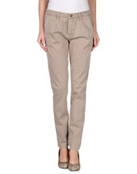 Kaos Casual Pants Beige