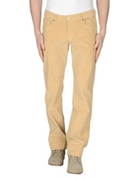 Dandg D And G Casual Pants Sand