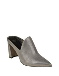 Marc Fisher Leather Pointed Toe Mule