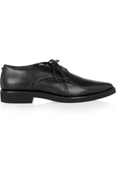 Mcq By Alexander Mcqueen Leather Brogues Black