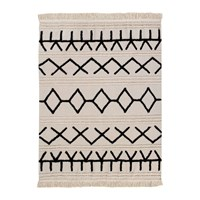 Lorena Canals Bereber Canvas Washable Rug Neutral