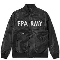 Fparmy Stadium Jacket Black