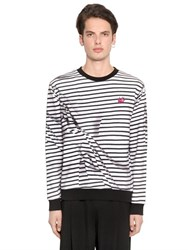 Mcq By Alexander Mcqueen Wrinkled Effect Cotton Sweatshirt
