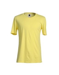 Coming Soon Short Sleeve T Shirts Yellow