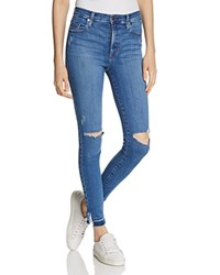 Nobody Cult Skinny Ankle Jeans In Beloved