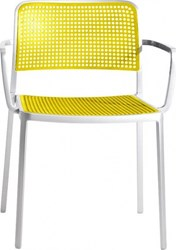 Kartell Audrey Shiny Armchair Set Of 2