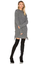 Lovers Friends X Revolve Em Sweater Gray