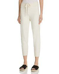 Vince Drawstring Jogger Pants Cream