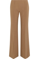 Agnona Stretch Wool Flared Pants