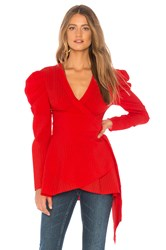 C Meo Collective Advance Top Red