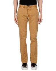 Fred Mello Casual Pants Camel