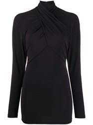 Isabel Marant Twisted Neckline Top 60