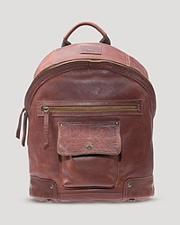 Will Leather Goods Silas Backpack Cognac