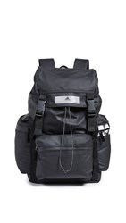 Adidas By Stella Mccartney Backpack Black White
