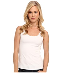 Nic Zoe Petite Perfect Tank Paper White Women's Sleeveless