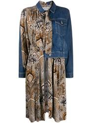 Junya Watanabe Combination Denim Jacket 60