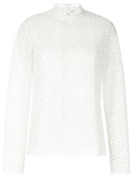 Macgraw Embroidered Majestic Blouse 60