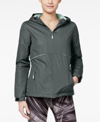 Ideology Fleece Lined Jacket Only At Macy's Thunder