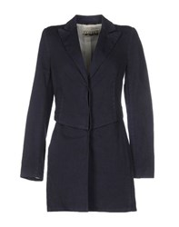 Closed Coats And Jackets Full Length Jackets Women Dark Blue