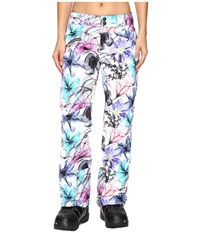 Obermeyer Malta Pants X Ray Floral Women's Casual Pants Multi
